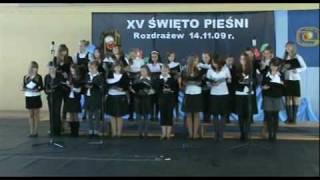 XV Święto Pieśni - cz. 6 - Chór ZSP nr 2 w Pleszewie