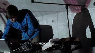 Pavel Kuzmin — Halebale (experimental techno, live in Barakat)