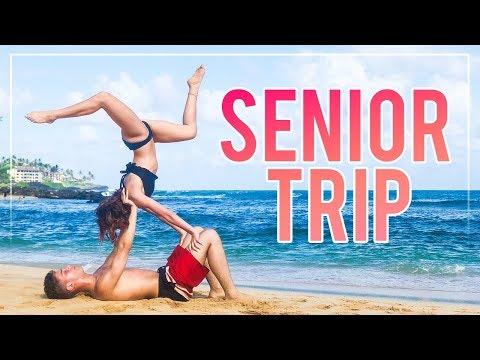 BABES, BEACHES and BOYS! | Senior Trip 2018