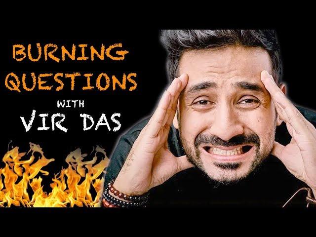 @VirDas | Vir Das once applied a 'Biryani' Flavoured Perfume | Stand Up Comedy