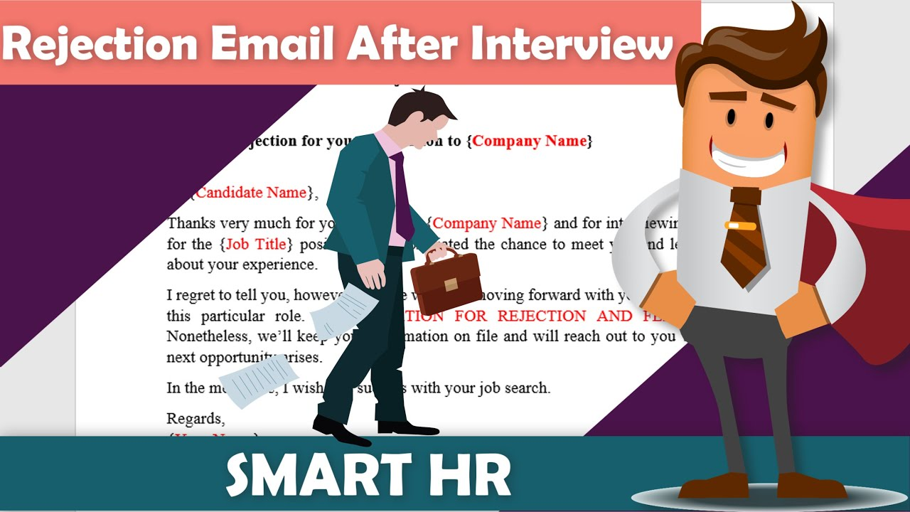Hr Rejection Letter After Interview from i.ytimg.com
