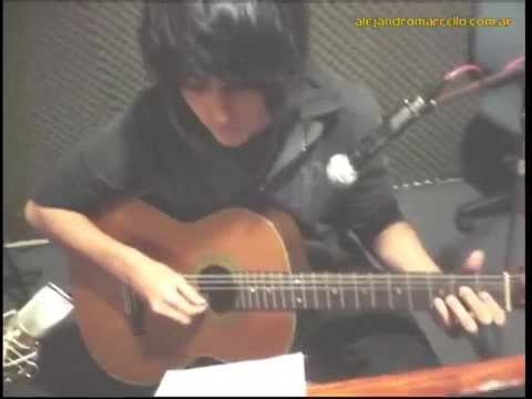 What a Wonderful World - Mauro Rey en Clase de guitarra