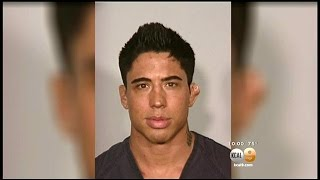 MMA Fighter Wanted For Beating Girlfriend In Las Vegas Captured In Simi Valley