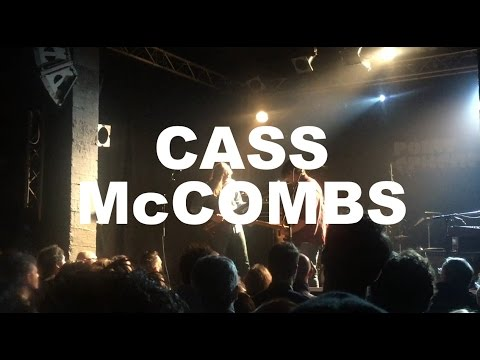 Cass McCombs live in Paris (November 2016)
