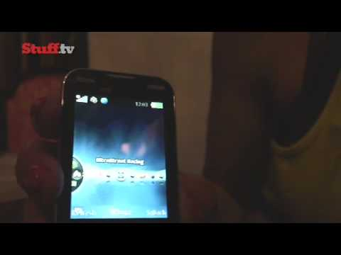 Sony Ericsson Yari hands on review