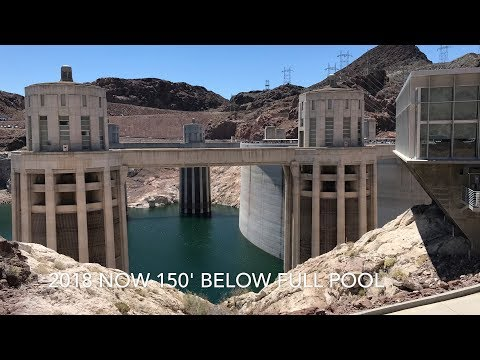 Hoover Dam - Wheres All The Water?