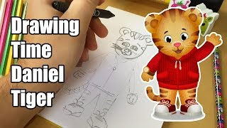 Drawing Time - Daniel Tiger