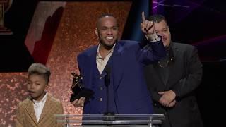 Anderson .Paak Wins Best R&B Album | 2020 GRAMMYs Acceptance Speech
