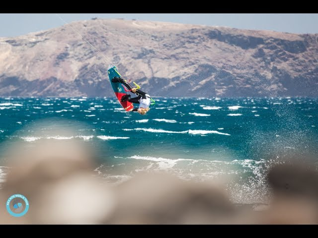 GKA Gran Canaria Freestyle World Cup - Day One Highlights