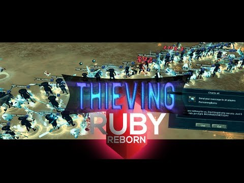 Ruby Reborn Eternalglory Union Vs Gw8 Terrorists