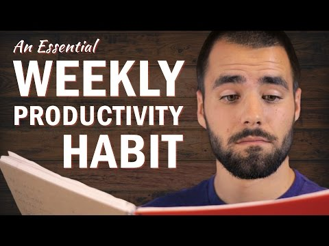 A Weekly Habit That Will Help You Stay Motivated All Semester