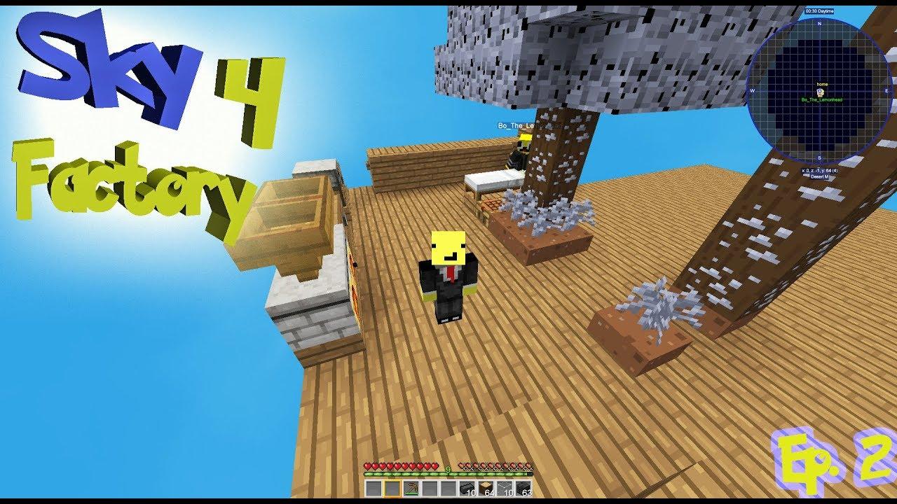 Sky Factory 4 Minecraft Pe Download