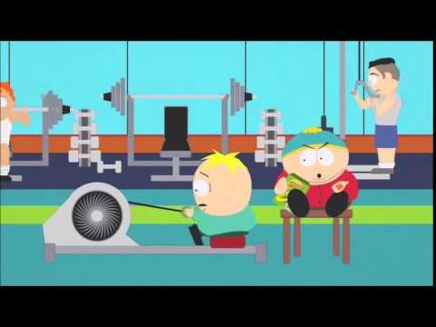 Eric Cartman - Workout Motivation - Jelly Rolls I Tell Ya!
