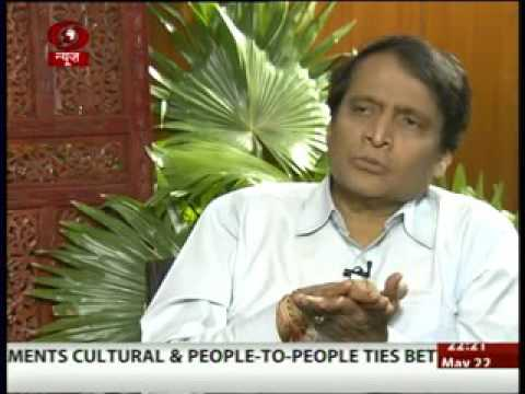 'Do Saal Modi Sarkar' :  Interview with Union Minister Suresh Prabhu