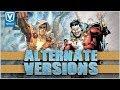 Alternate Versions Of Shazam!