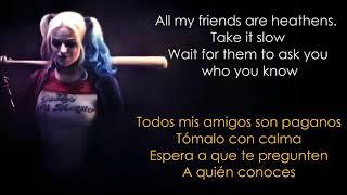 Heathens - Twenty One Pilots Lyrics Inglés/Español