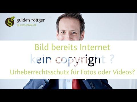 bild-im-internet-veröffentlicht---kein-copyright-urheberrechtsschutz-für-fotos-oder-videos?