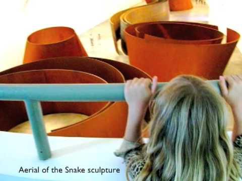 Soultravelers3 go to Guggenheim in Bilbao, Spain