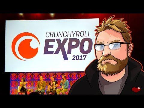 Walking Crunchyroll Expo 2017 Day 2 Anime Cosplay Artists