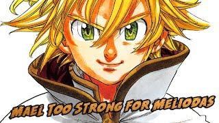 Mael Too Strong For Meliodas and Escanor? | Nanatsu no Taizai Chapter 277