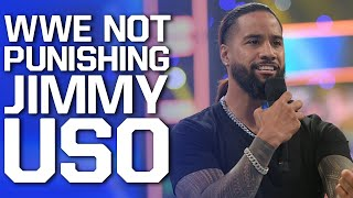 WWE NOT Punishing Jimmy Uso After Arrest | WWE Waive No Compete Clause For Released Star