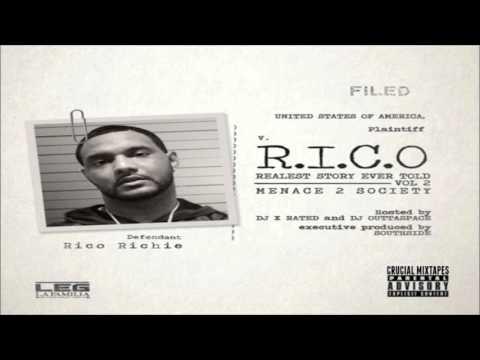 Rico Richie - Poppin' (Remix) (Feat. Chris Brown, Meek Mill & French Montana)