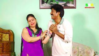 सासु बुआरी लडै ।| Laata Chora Aur Baand Chori # Super Hit Garhwali Comedy