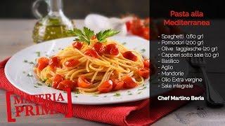 Pasta Alla Mediterranea Con Il Wok [materia Prima]
