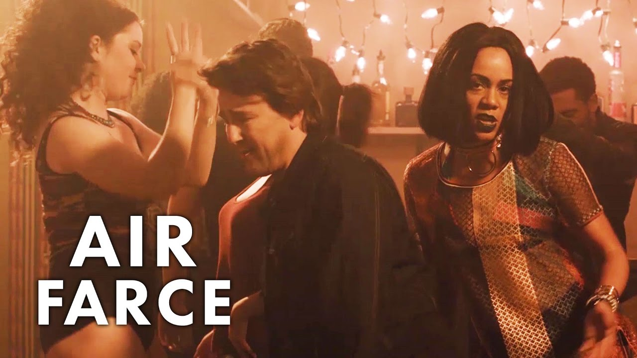Work rihanna parody air farce holidays on cbc youtube for Farcical parody