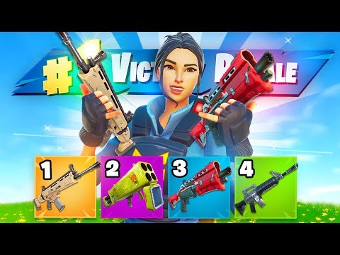 *NEW* GUN GAME Mode In Fortnite!