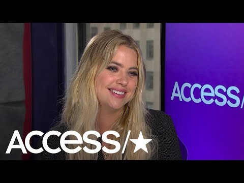 Ashley Benson Dishes On Dancing & Eating French Fries At Cara Delevingne's Birthday Party  Access