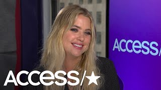 Ashley Benson Dishes On Dancing & Eating French Fries At Cara Delevingne's Birthday Party | Access