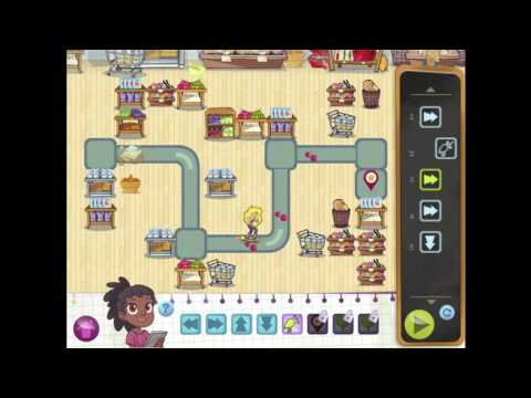 GoldieBlox: Adventures in Coding  - Apps with Mark Russell