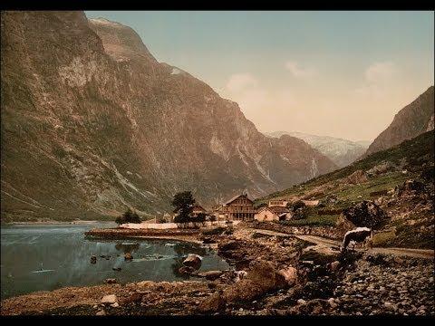 Nærøyfjorden, Sognefjorden, Sogn og Fjordane, Voss ~ Geirr Tveitt ~