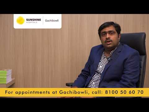 Dr Hari Krishna Reddy about Department of Dermatology at Sunshine Gachibowli