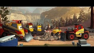 Planes: Fire & Rescue Featurette - The Characters Worldclip (HD)