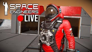 Let's Build Ships!! - Space Engineers!