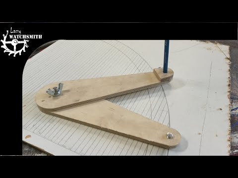 How To Make a simple compass / harppi