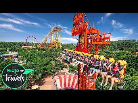 Top 10 Theme Parks in Asia