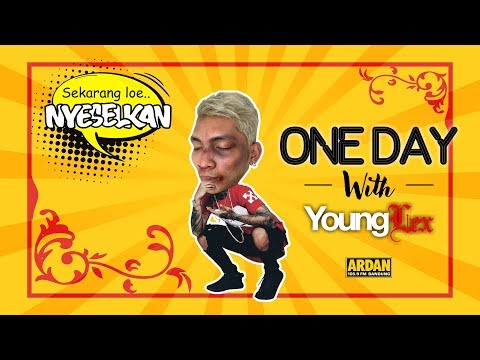 ONE DAY WITH YOUNG LEX - ARDAN RADIO