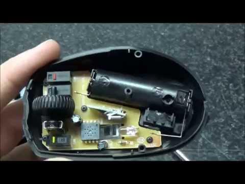 Dollar Store Wireless Mouse Teardown