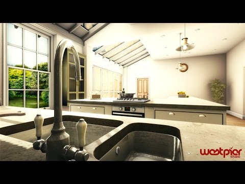 Virtual Reality Home Design - Made With Unity