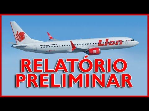 LIVE NOVIDADES DO 737 MAX LION AIR