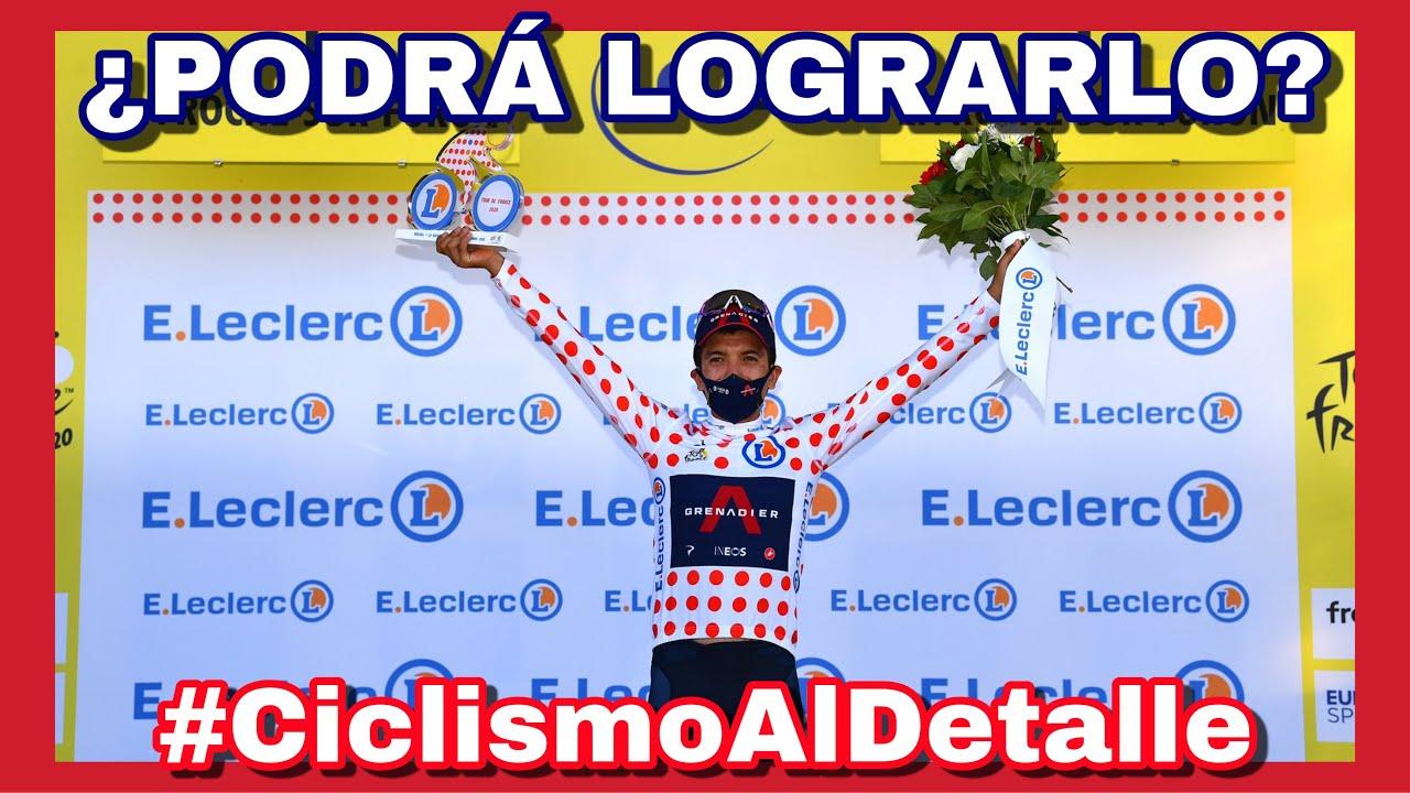 "¿Conseguirá Richard CARAPAZ la MONTAÑA? TOUR de FRANCIA 2020 🇫🇷  ""Ciclismo Al Detalle"" Prog. 21"