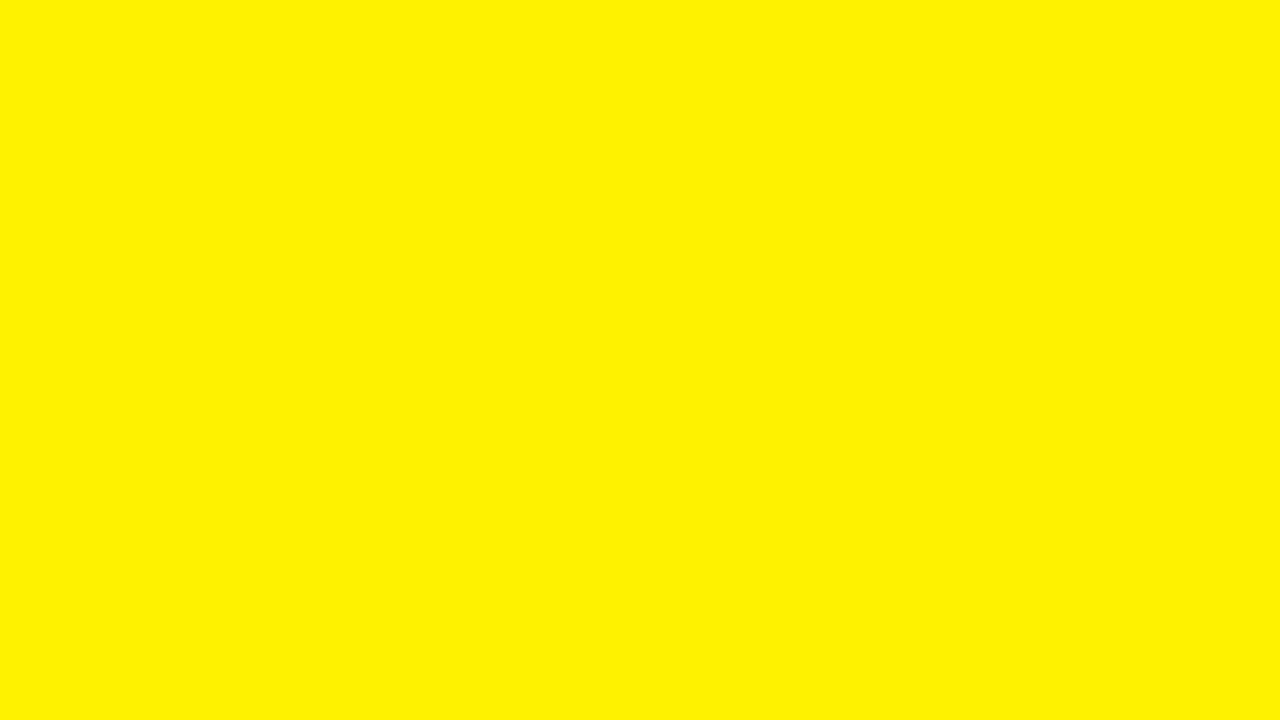 Yellow Screen 1 hour background 16:9 - YouTube