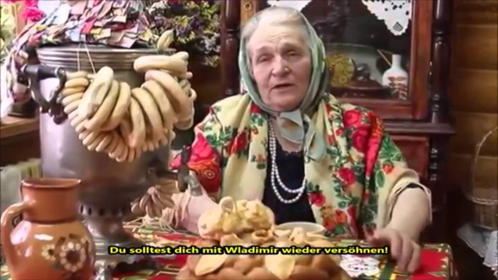 Russische Oma
