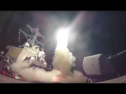Trump strikes Syria! Bible says USA(Ephraim) and Syria to be allies in last days!