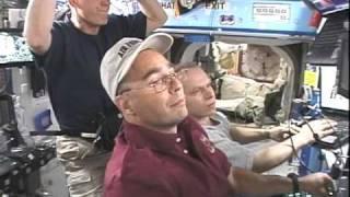 Space Shuttle Flight 118 (STS-117) Post Flight Presentation