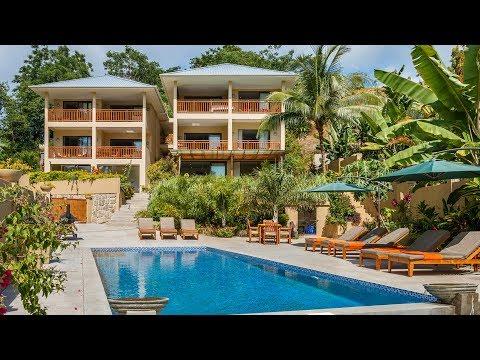 Eden Hills Residence on Mahé, Seychelles