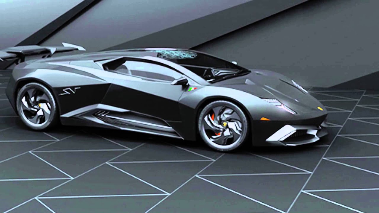 Lamborghini Future Concept Car 2016   Siri Voice   YouTube